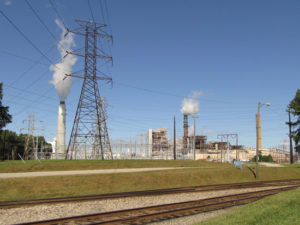 POWER-PLANT-CHESTERFIELD-DUTCH-GAP
